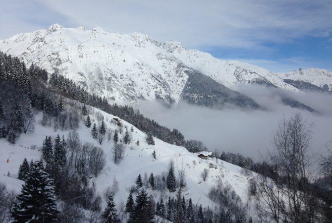 Pistes de ski de Saint-Colomban-Des-Villards